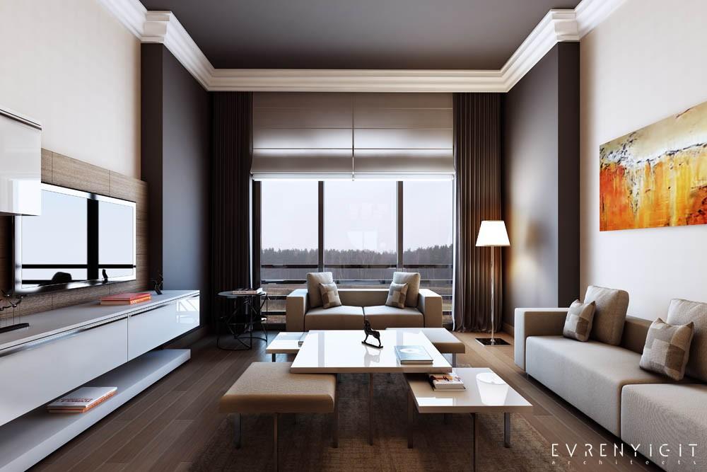 Evren Yiğit | Diwan Apartment 123 | Sıradışı Digital